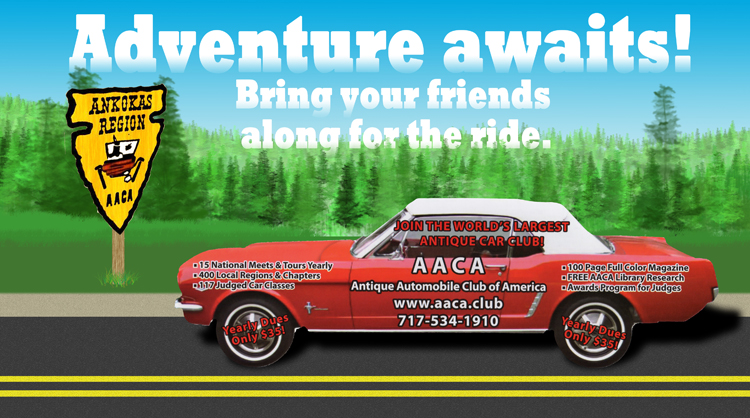 Click Here To Join The Antique Automoblie Club Of America